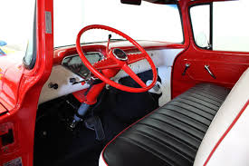 1956 Chevy 3100 Big Window Pickup. Fresh Restoration. IFS, Disc ...