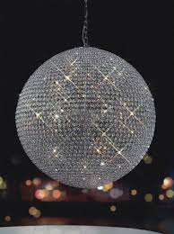 transform crystal globe chandelier with additional home interior pertaining to sphere crystals plan 24