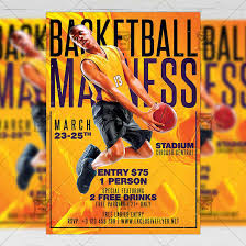 March Madness Flyer Exclusive Flyer