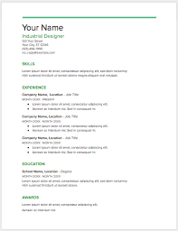 Modern Resume Contact Information How To Write The Best Resume In Google Docs