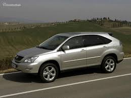 Toyota Harrier II (XU30) 3.5 AT 4WD specifications and technical ...