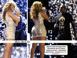 Beyonce s butt pads