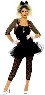 Exceptional Adult 80s Wild Child Costume