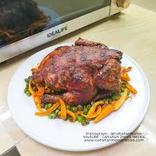 Kalau salah memilih jenis kentang, perkedel bisa jadi lembek dan mudah hancur. Resep Ayam Panggang Oven Utuh Anti Gagal Catatan Inova Melisa