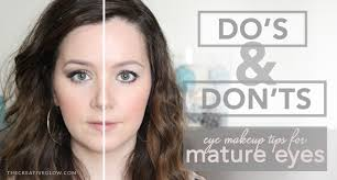 as we age our eyes bee more saggy and droopy resulting in something that is called hooded eyes all this means is the your upper eye lid has a bit of