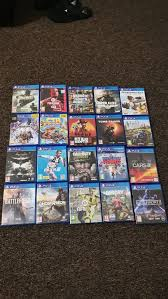 ps4 games bundle in BB1 Blackburn for ...