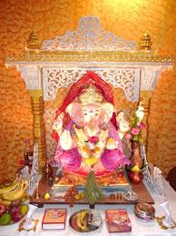 ganpati house decoration http www interior homedecoration com