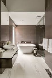 contemporary bathroom decor ideas.  Contemporary Small Bowl Design Tubs Ideas With Long Modern Faucets Also Elegant Glass  Wet Room Decor For Intended Contemporary Bathroom Decor Ideas