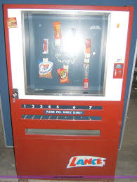 Lance Vending Machine Amazing Item 48 SOLD May 48 Manhattan Auction Purple Wave Inc