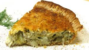Crab Quiche Recipe - The BEST Old Bay ...