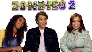 Zombies 2 Werewolves: Hilarious Freestyle Rap Game! - YouTube