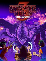 <b>Stranger Things</b> 3: The Game