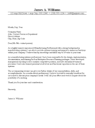 Professional Business Cover Letter Examples Cover Letter Samples