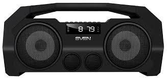 <b>Портативная акустика SVEN PS-465</b> — купить по выгодной цене ...