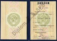 Купить диплом о высшем образовании Дипломы ВУЗов и институтов   Диплом ВУЗА образца 1996 года