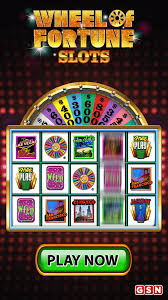 play your favorite gsn games like wheel of fortune slots and deal or no deal slots
