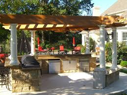 Simple Outdoor Kitchen Plans Fresh Idea To Design Your Outdoor Pizza Oven For Outdoor Living