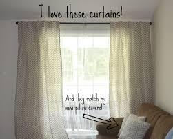 window treatment ideas double rod curtains window treatment ideas double rod curtains image