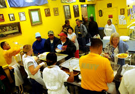 Soup Kitchen Meal Food Donationssupporting The Most Deprived While Reducing Food Waste