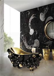 black modern furniture. Interesting Black Luxury Gold And Black Furniture For Modern Interiors 3 Black Furniture  Inside F
