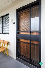 Window Treatments Metal Doors Best 25 Window Grill Ideas On Pinterest Window Grill Design