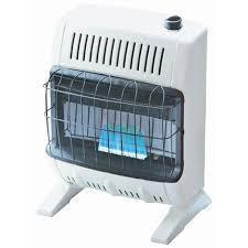 10 000 btu ventless blue flame wall heater