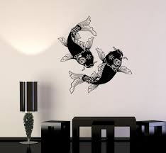 Small Picture Yin Yang Wall Decal Inspiration Interior Home Design Ideas Simple