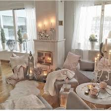 white and rose gold room decor