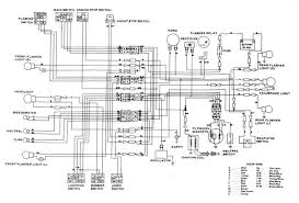 dt 125 re wiring diagram schematics and wiring diagrams yamaha dt 125 r wiring diagram and schematic