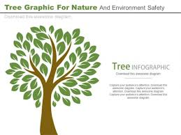 tree diagram powerpoint tree diagram for green environment powerpoint slides powerpoint