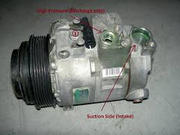 Auto Ac Compressor Oil Capacity Chart How Much Oil Should You Add Up In Ac Compressor