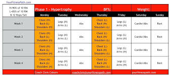 12 Week Calendar Template Week Calendar Template Fitness Printable Workout Word 12