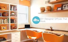 Home office designer Wood Hgtv Office Design Hgtv Home Office Design Ideas Hgtv Office Design Image Gallery Of Fancy Design Best Home Office