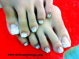 Bridal Nail Art Design @ Beauty Recipe - Award Winning Beauty ...