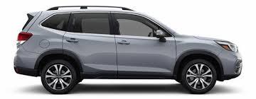 2019 Subaru Color Chart 2019 Subaru Forester Color Options