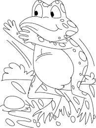 tree frog template mainstream coloring pages of tree frogs free the red eye frog