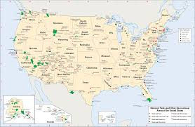 map of every national park in the us  ecoclimax