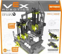 ball machine. hexbug - vex® robotics pick \u0026 drop ball machine front_zoom
