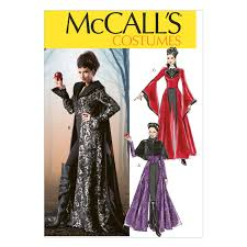 Costume Sewing Patterns Stunning Amazon McCall Pattern Company M48 Misses' Costumes Sewing