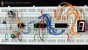 mod segment display rookie electronics electronics pin confiiguration
