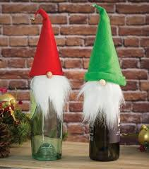 How To Decorate A Wine Bottle For Christmas 100 Fabulous Christmas DIY Wine Bottles Texas Uncorked 87