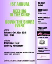 2019 1st Annual Reeling In The Cure Eds Bait And Tackle Shop