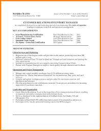 6 Warehouse Resume Skills Affidavit Letter