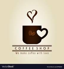 coffee shop logos. Perfect Shop Coffee Shop Logo Vector Image For Logos VectorStock