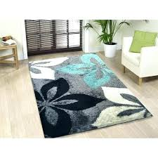 grey turquoise area rug rugs target hand tufted and