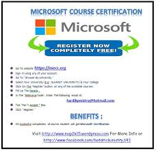 Get Free Microsoft Certification Courses And Online Training
