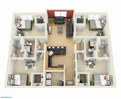 4 Bedroom Apartments Awesome Bedroom Best 4 Bedroom Apartments In Orlando  Room Ideas