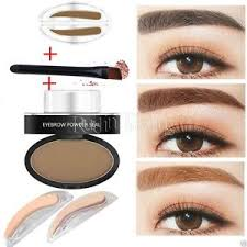 image is loading natural eyebrow powder brow st palette delicate shadow
