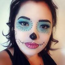 makeup monster high skelita