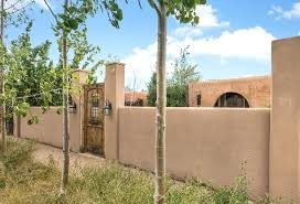 stucco block wall gated front yard with stucco block wall with lights stucco exterior cinder block